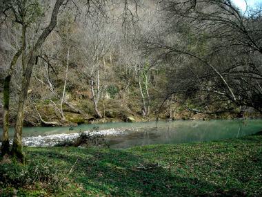 fiume LENTA