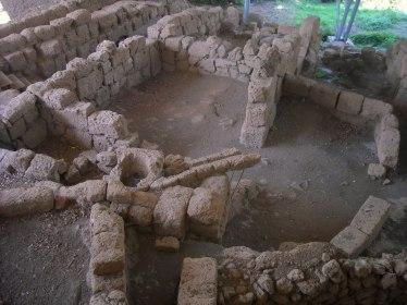 il Borgo - abitato etrusco